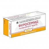 Фуросемид 40 мг № 50 таб_А