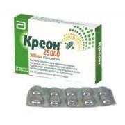 Креон® 25000 300 мг. №20 капс._А