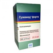 Сумамед форте 200 мг-5 мл 30 мл пор д сусп_А