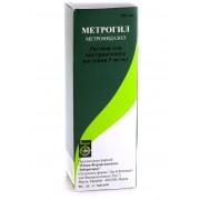 Метрогил 5 мг/мл 100 мл. р-р д/инф._А