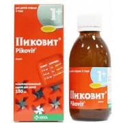 Пиковит® сироп 1+ 150 мл._А