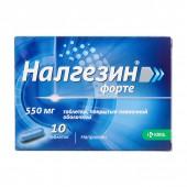 Налгезин®  Форте 550 мг №10 табл_А