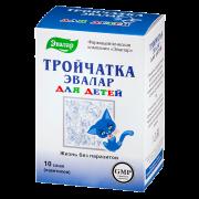Тройчатка эвалар №10 саше для детей_А