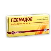 Гелмадол 200 мг №2 табл._А