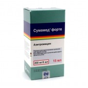 Сумамед форте 200 мг-5 мл 15 мл пор д сусп_А