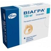 Виагра® 100 мг. №4_А