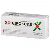 Хондроксид 250 мг №60 табл.