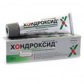 Хондроксид 5% 30 г гель наружн.