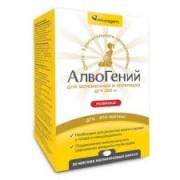 АлвоГений для беремен.и кормящих 200мг№30капс_А