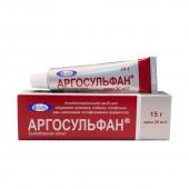 Аргосульфан крем 2% 15 г._А