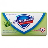 Safeguard мыло Алоэ 90 г._А