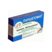 Парацетофит КМ свечи №10_А