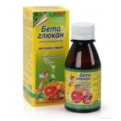 Бета глюкан с витамином С 100 мл. сироп детский_А