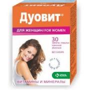 Дуовит для женщин №30_А