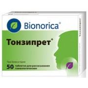 Тонзипрет® №50 табл_А