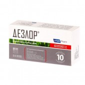 Дезлор® 5 мг №10 таб_А