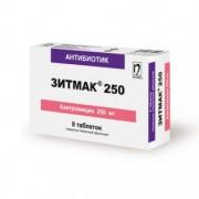 Зитмак® 250мг №6 табл._А