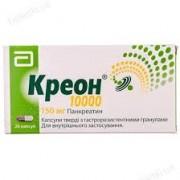 Креон® 10000 150 мг. №10 капс._А