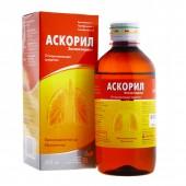 Аскорил Экспекторант 100мл сироп_А