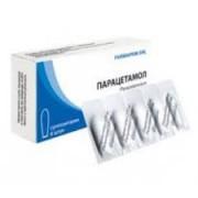 Парацетамол супп. 125 мг рек. №6_А