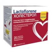 Лактофлорена холестерол №20 пак_А