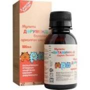 Мультивитаминный сироп детский 100 мл._А