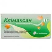 Климаксан №20 табл.гомеопатический_А