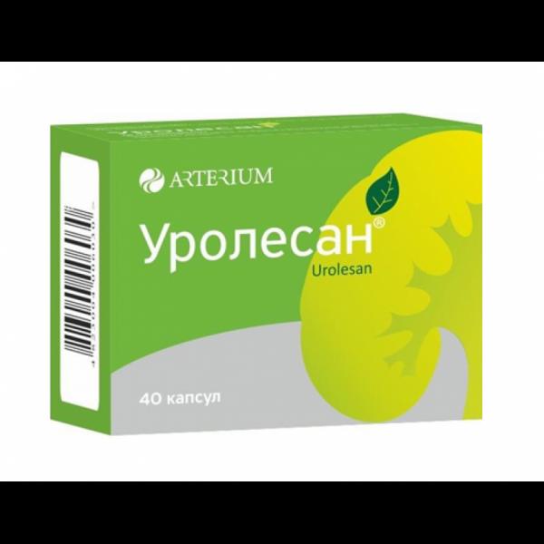 Уролесан® №40 капс._А